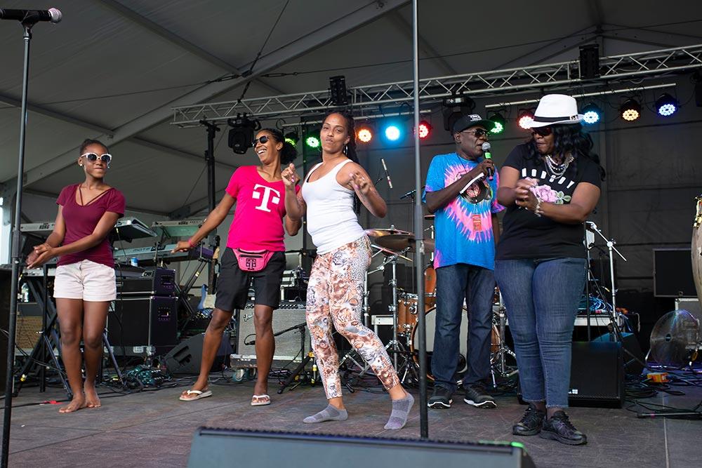 Virginia Beach Funk Fest Beach Party