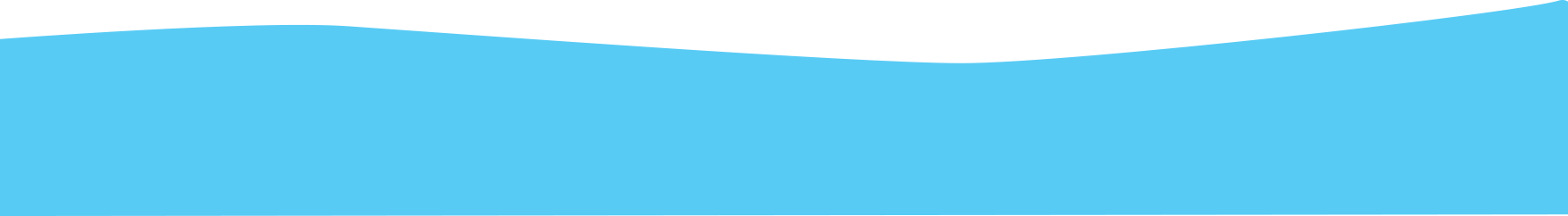 lower blue wave - decoration