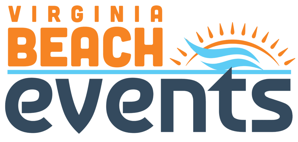 Beach Events Logo No Clear Area