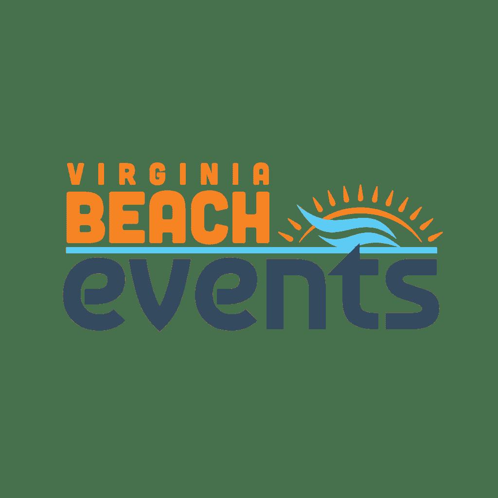 Beach Events VB Logo