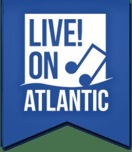 Live On Atlantic Logo