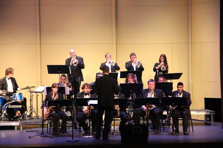 Longwood University Jazz Ensemble