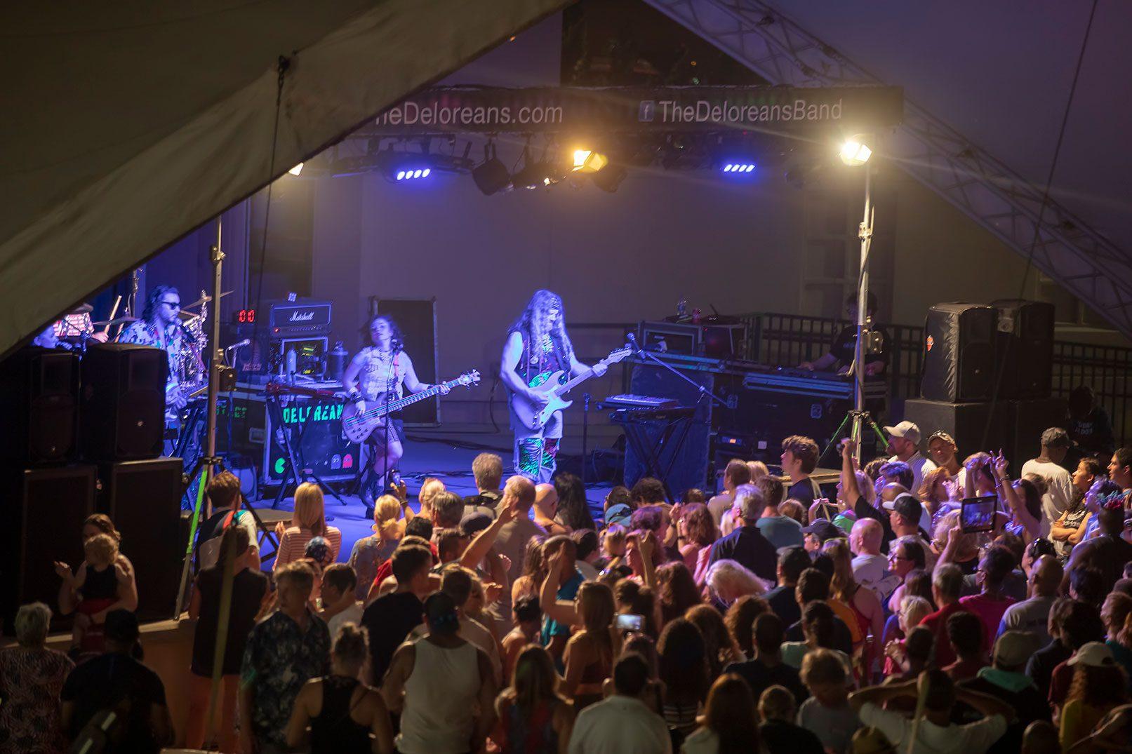 Memorial Day Weekend Oceanfront Concert Series